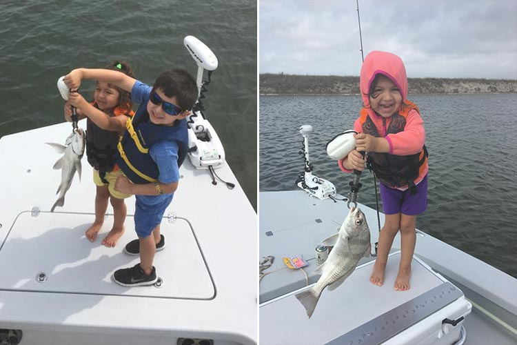 Fishing Lessons in Corpus Christi